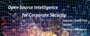 Open Source Intelligence for Corporate Security – The Insider