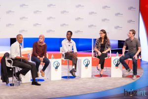 Hozint at the Global Entrepreneurship Summit