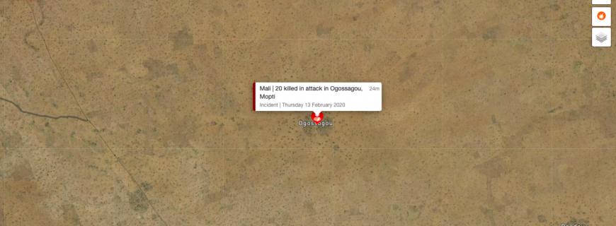 Mali | 20 killed in attack in Ogossagou, Mopti